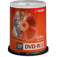 Imation DVD R Media Spindle 47GB