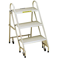 Cramer 3 Step Folding Platform Ladder