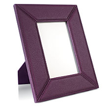Realspace Leatherette Photo Frame 9 H