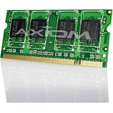 Axiom 1GB DDR2 800 SODIMM for