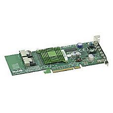 Supermicro LSI MegaRAID LSISAS1068E 8 Port