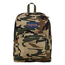 JanSport SuperBreak Backpack Desert Beige Conflict