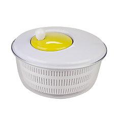 Honey Can Do Salad Spinner WhiteGreen