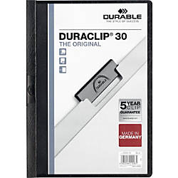 Durable Duraclip 30 Report Covers 8