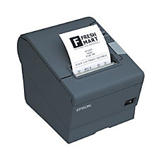 Epson TM T88V Direct Thermal Printer