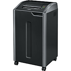 Fellowes Powershred 425Ci 100percent Jam Proof