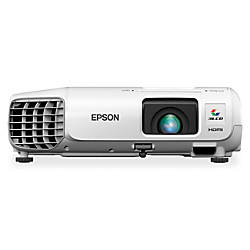 Epson PowerLite X17 LCD Projector - 720p - HDTV - 4:3
