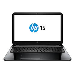 "HP Pavilion Laptop Computer With 15.6"" HD Dispay & AMD Dual-Core E1 Processor, HP 15-g070nr"