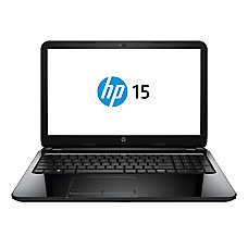 HP Pavilion Laptop Computer With 156
