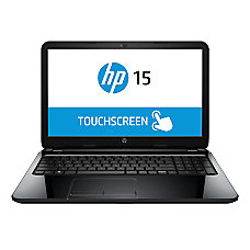 HP Pavilion TouchSmart Laptop Computer With