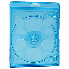 Verbatim Blu Ray DVD Blue Cases