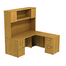 BBF 300 Series L Shaped Desk