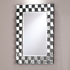 Southern Enterprises Leslie Decorative Rectangular Mirror