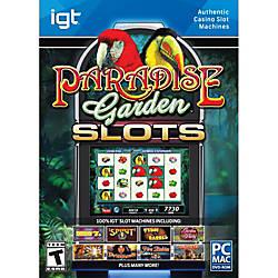 IGT Slots Paradise Garden Mac Download