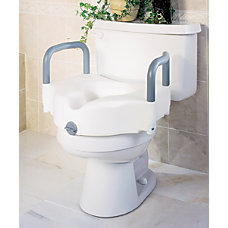 Guardian Signature Locking Raised Toilet Seat