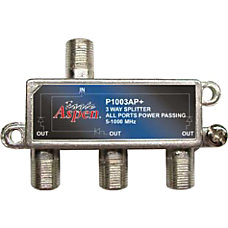 Eagle Aspen P1003AP Satellite Splitter