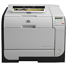 HP LaserJet Pro M451DN Laser Printer