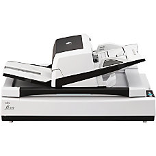 Fujitsu fi 6770 Flatbed Scanner 600