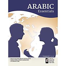 Transparent Language Arabic Essentials for Mac