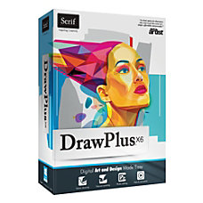 Serif DrawPlus X6 Download Version