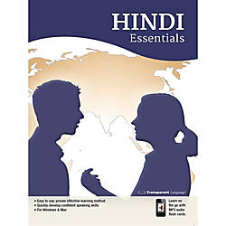 Transparent Language Hindi Essentials for Mac