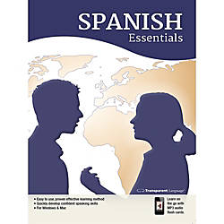 Transparent Language Spanish Essentials Download Version