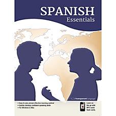 Transparent Language Spanish Essentials Download Version