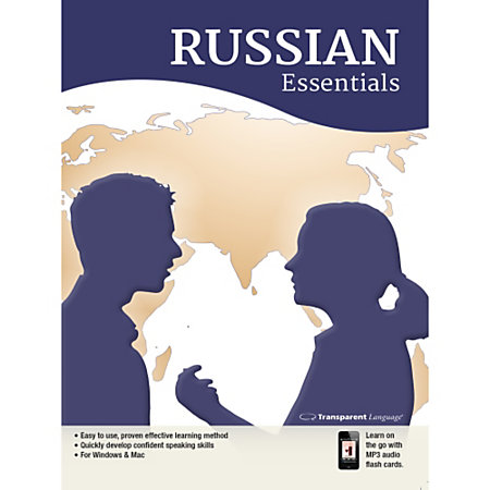 Russian Russian Essential 115