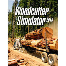 Woodcutter Simulator 2013 Download Version