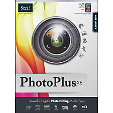 Serif PhotoPlus X6 Download Version