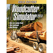 Woodcutter Simulator 2013 Gold Edition Download