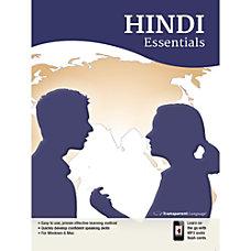 Transparent Language Hindi Essentials Download Version