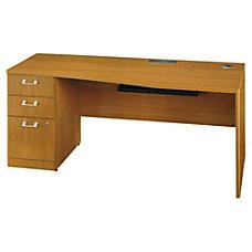 BBF Quantum 72 Left Hand Desk