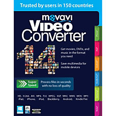 Movavi Video Converter 14 Business Edition