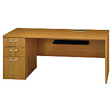 BBF Quantum 72 Left Credenza With