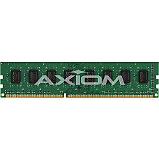 4GB DDR3 1333 Low Voltage ECC