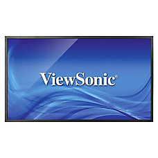 Viewsonic 42 Interactive Commercial LED Display