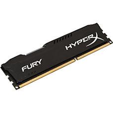 Kingston HyperX Fury Memory Black 4GB