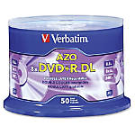 Verbatim DVD Recordable Media DVDR DL