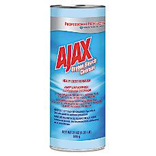Ajax Oxygen Bleach Powder Cleanser 21