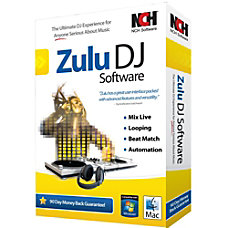 Zulu DJ Software Download Version
