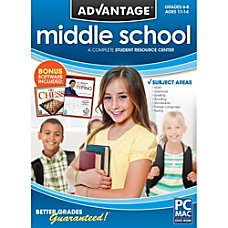 Middle School Advantage Mac Download Version