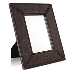 Realspace Leatherette Photo Frame 9 H