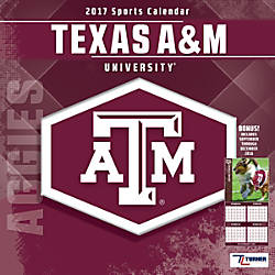Turner Licensing Team Wall Calendar 12