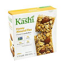 Kashi Honey Almond Flax Chewy Granola