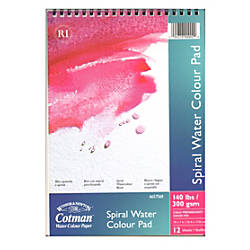 Winsor Newton Cotman Spiral Watercolor Pads