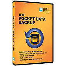 NTI Pocket Data Backup Download Version