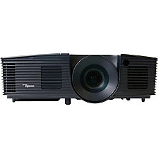 Optoma X316 3D Ready DLP Projector