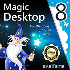 Magic Desktop 8 1 Year License