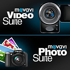 Movavi Video Suite 11 Photo Suite